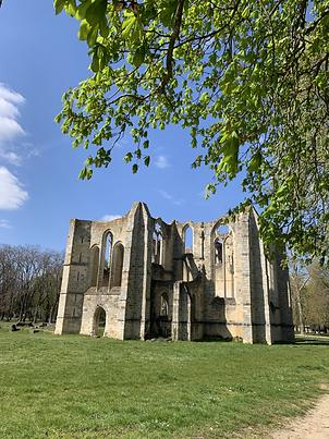 Abbaye Dammarie-lès-Lys