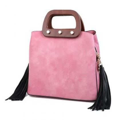 Superbia Pink Shoulder Bag