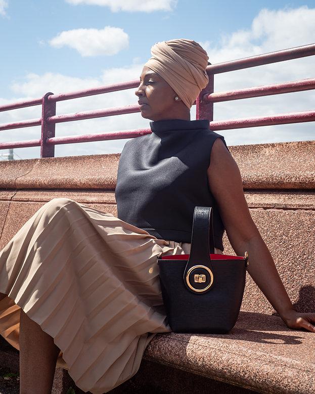Lady Boss Shoulder Handbag