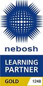 NEBOSH Logo Yamnuska GOLD Png - large.pn
