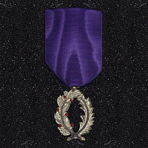 Chevalier - Palmes Académiques (import)