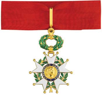 Commandeur - Légion d'honneur