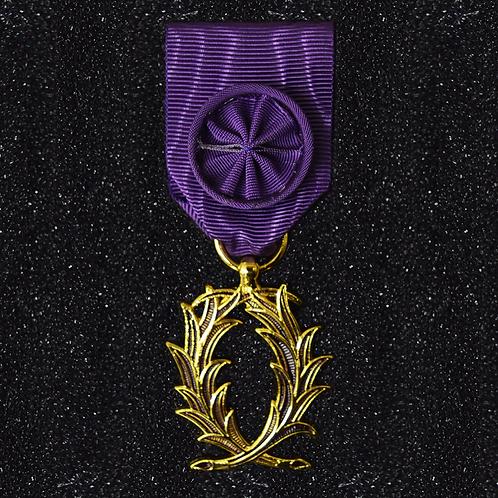 Officier - Palmes Académiques (modèle import)
