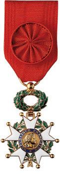 Officier - Légion d'honneur