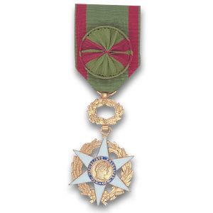 Officier - Mérite Agricole