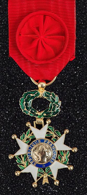 Officier - Légion d'honneur (modèle import)