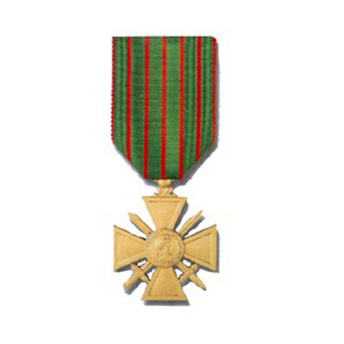 Croix de Guerre 14/18