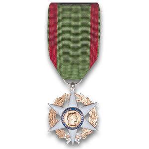 Chevalier - Mérite Agricole
