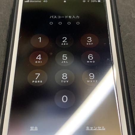 宗右衛門町 iPhone8 タッチ不良修理