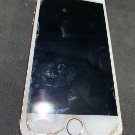 【大阪市中央区】iPhone8液晶修理