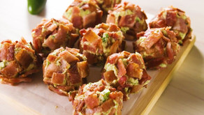 Bacon Guac Bombs