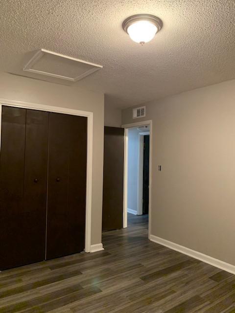 Unit F Master Bedroom 3