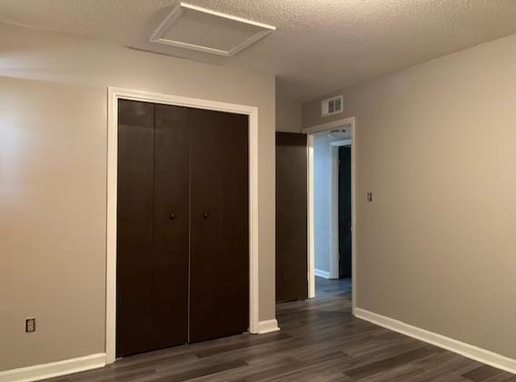 Unit F Master Bedroom