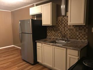 Unit #8 Kitchen Sink & Backsplash