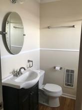 Unit #8 Bathroom