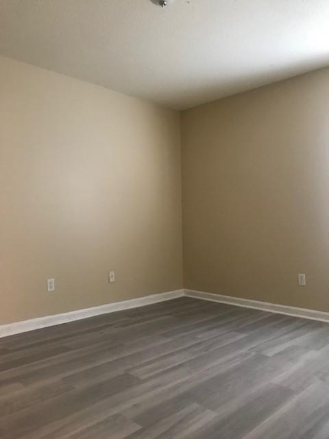 Unit D Bedroom
