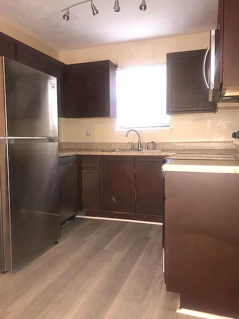 Unit D Kitchen