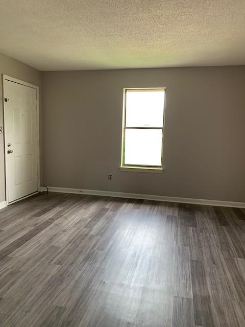 Unit F Living Room