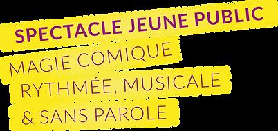 spectacle le poids des confettis la compagnie lune à l'autre Avignon Paca spectacle jeune public spectacle de noël
