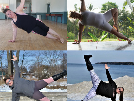 My Motivation: Yoga & Personal Progress
