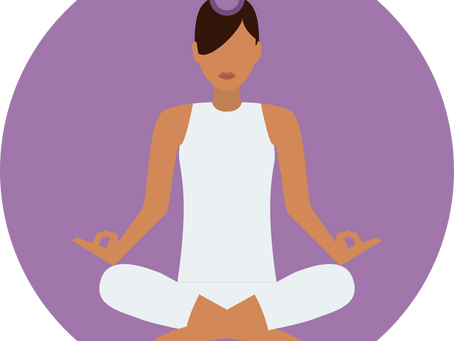 Yoga With Mikenze Defines The 7 Chakras: The Crown Chakra