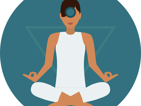 Yoga With Mikenze Defines The 7 Chakras: The Brow Chakra