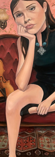 untitled with violin