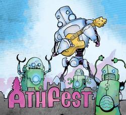 athfest comp cd 2012