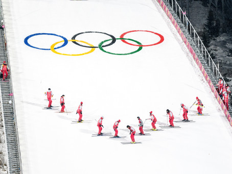 The Olympics: going for gold in life