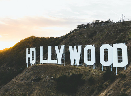 A Hollywood Tale:  You Never Start Over
