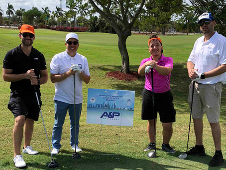 A&P Engineers is a proud sponsor of the 4th Annual Miami City Manager Charity Golf Classic