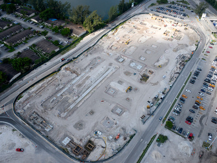 A&P Engineers at the Golden Glades Multimodal Transportation Facility Project (FDOT District VI)
