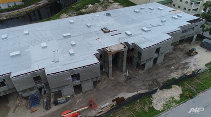 A&P Engineer Building Progress