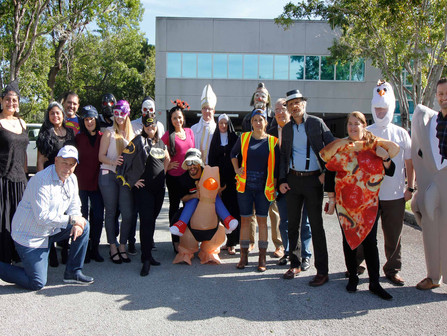 A&P Engineers Halloween Spooktacular and Costume Competition