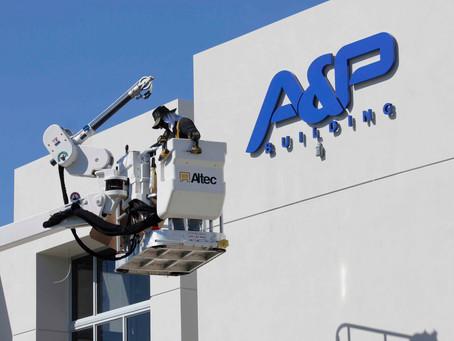 A&P Engineer Building Progress!