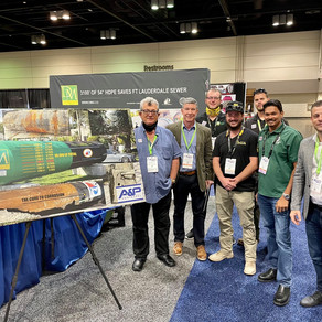 2021 No-Dig Show at The Orange County Convention Center in Orlando, Florida.