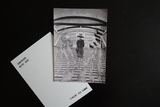 "The Angel postcards - The ""Angel&City"" set"