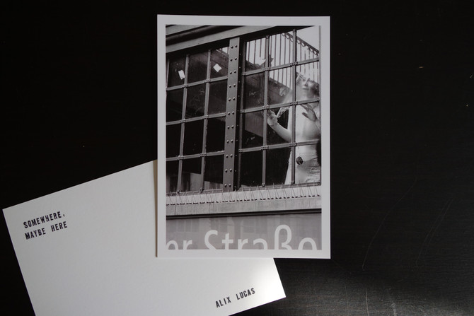 The Angel postcards - Alix Lucas' photography