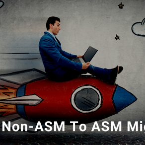 Oracle Non-ASM to ASM Migration