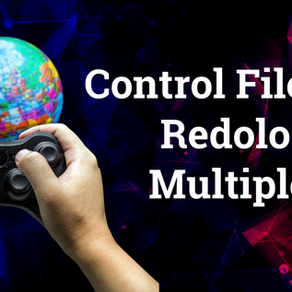 Control File and Redolog File Multiplexing
