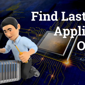 Find last CPU applied in oracle