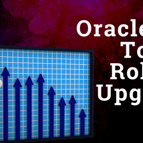 Oracle 11g to 12c Rolling Upgrade