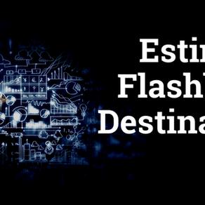 Estimate flashback destination size