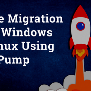Oracle Database Migration from Windows to Linux Using Data Pump