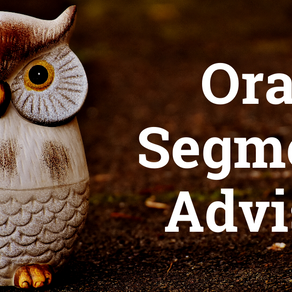 Oracle Segment Advisor
