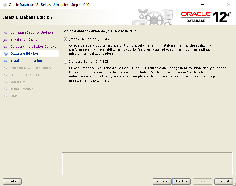 oracle-12c-install-enterprise-edition