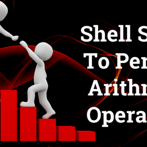Shell Script to Perform Arithmetic Operations