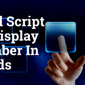 Shell Script to Display Number in Words