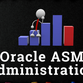 Oracle ASM Administration