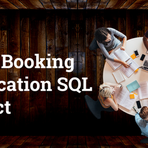 Hotel Booking Application SQL Project